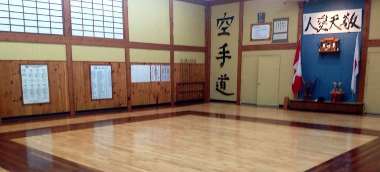 Main Dojo